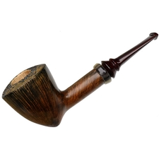 American Estates Zach Hamrick Smooth Dublin Sitter with Horn (Unsmoked)