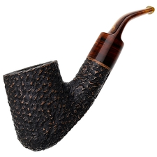 American Estates J.M. Boswell Rusticated Bent Pot (D.B.) (2017)