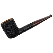 American Estates Scott Klein Sandblasted Oval Shank Billiard (2017) (Unsmoked)
