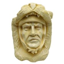 Turkish Estates S. Yanik Meerschaum Roman Soldier (with Case)
