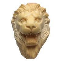 Turkish Estates SMS Meerschaum Lion (with Case)