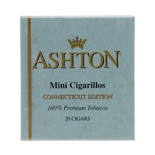 Ashton Connecticut Mini Cigarillos