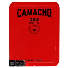 Camacho Corojo Machitos Tin of 6