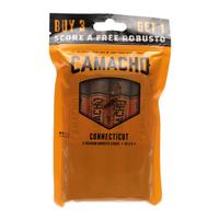 Camacho Fresh Pack Connecticut Robusto