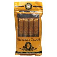Perdomo 4 Pack Humidified Bag Reserve 10th Anniversary Champagne