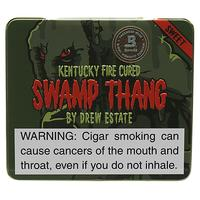 Drew Estate Kentucky Fire Cured Sweet Swamp Thang Tin
