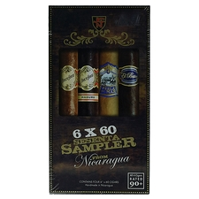 Brick House Sesenta Sampler