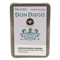 Don Diego Preludes