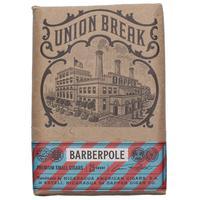 Dapper Union Break Barber Pole